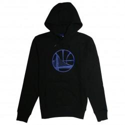 11569491_Sweat à Capuche NBA Golden States Warriors New Era Team Apparel Pop Noir pour Homme