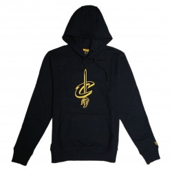 11569492_Sweat à Capuche NBA Cleveland Cavaliers New Era Team Apparel Pop Bleu marine pour Homme