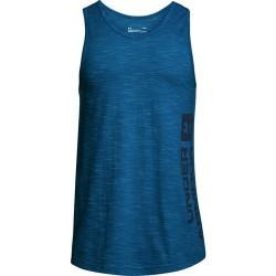 1305700-487_Débardeur Under Armour Sportstyle Graphic Bleu pour homme