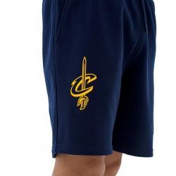 11569516_Short NBA Cleveland Cavaliers New Era Team apparel Bleu Marine pour homme