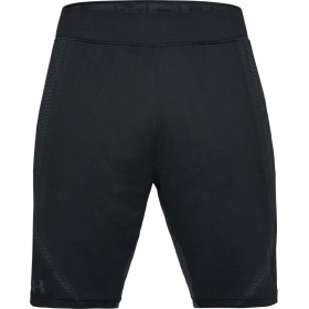 1306401-001_Short Under Armour Threadborne Seamless Noir pour homme