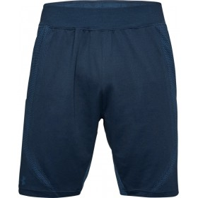 1306401-408_Short Under Armour Threadborne Seamless Bleu Marine pour homme