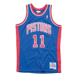Mitchell & ness nba swingman Hardwood classics Isaih Thomas Detroit Pistons 1988-89 royal