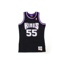 MN-NBA-353J-323-FGYC3N_Maillot NBA swingman Jason Williams Sacramento Kings 2000-01 Hardwood Classics Mitchell & ness noir