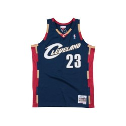 Mitchell & ness NBA Hardwood Classics swingman Jersey Lebron James Cleveland Cavaliers 2008-09 navy