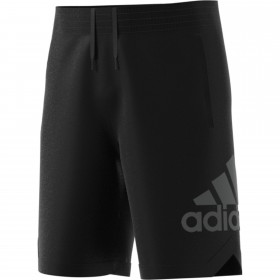 DM6971_Short de basketball adidas logo Noir pour homme