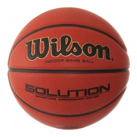B0616X_Ballon de Basketball Wilson Solution