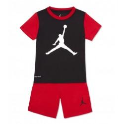 854791-R78_T-shirt et short pour enfant Jordan Jumpman 4 Life 23 Noir