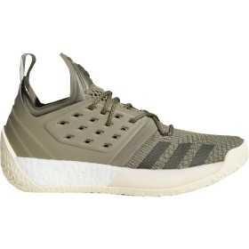 Chaussure de Basketball adidas James Harden Vol.2 kaki pour homme