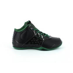 Chaussures De Basket Ball Nike Zoom Ascention NoirBlanc