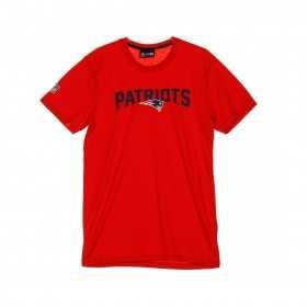 11569572_T-Shirt NFL New England Patriots New Era Dryera Rouge pour Homme