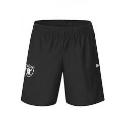 11569583_Short NFL Oakland Raiders New Era Dryera Noir pour homme