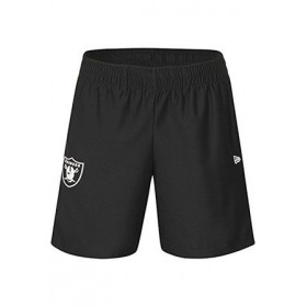 11569583_Short NFL Oakland Raiders New Era Dryera Noir pour homme
