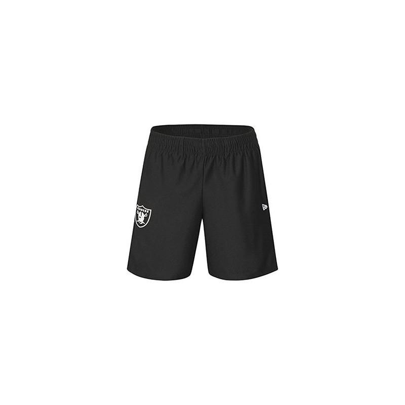 47c2aafc2a3a5 11569583_Short NFL Oakland Raiders New Era Dryera Noir pour homme