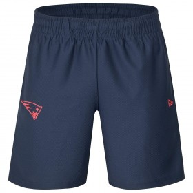 11569584_Short NFL New England Patriots New Era Dryera Bleu marine pour homme