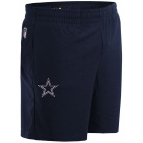 11569586_Short NFL Dallas Cowboys New Era Dryera Bleu Marine pour homme