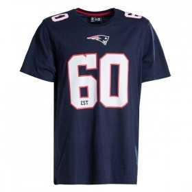 11569589_T-Shirt NFL New England Patriots New Era Dryera No Bleu marine pour Homme