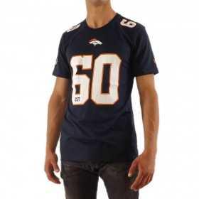 11569590_T-Shirt NFL Denver Broncos New Era Dryera No Bleu marine pour Homme