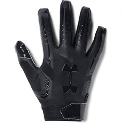 1304694-002_Gant de Football Americain Under Armour F6 Pour Receveur Full Black