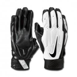 Gant de Football Américain Nike D-Tack 6.0 Blanc pour Linemen