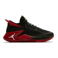 "AO1547-023_Chaussure de Basketball Jordan Fly Lockdown Noir ""Gym red"" pour Junior"