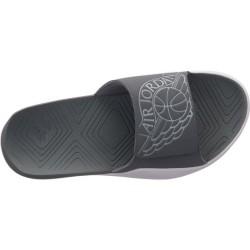 Tech Homme Slide Pour Varsity Hydro 7 Sandales Jordan Gris Pn08kOXw