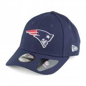 Casquette NFL New England Patriots Ajustable New Era 9Forty pour enfant TODDLER