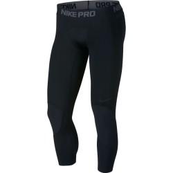 925821-010_Bas de compression 3/4 Nike pro Dry Basketball Tights Noir pour homme