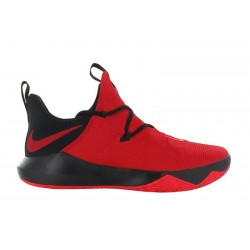 AR0458-600_Chaussure de Basketball Nike Zoom shift 2  rouge pour homme