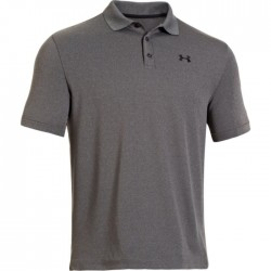 1242755-090_Polo Performance Under Armour Gris pour homme