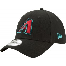 11432291_Casquette de Baseball MLB Arizona Diamonbacks New Era The League 9Forty Adjustable Noir