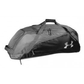 Sac à Roulette de Baseball Under Armour Noir