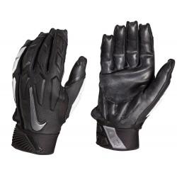 Gant de Football Américain Nike D-Tack 6.0 Noir pour Linemen