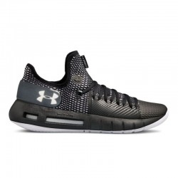 3020618-001_Chaussure de Basketball Under Armour HOVR Havoc Low Noir pour homme