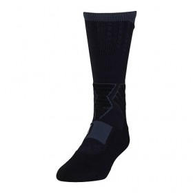 1312496-001_Chaussettes Under Armour Drive Basketball Crew Noir
