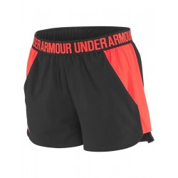 1292231-022_Short Under Armour play up 2.0 noir red radio pour femme