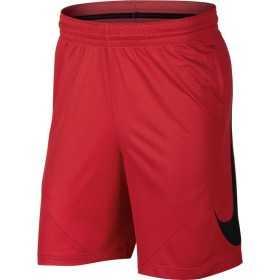 Short de basketball Nike pour Hommes Rouge