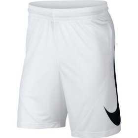 Short de basketball Nike pour Hommes Blanc