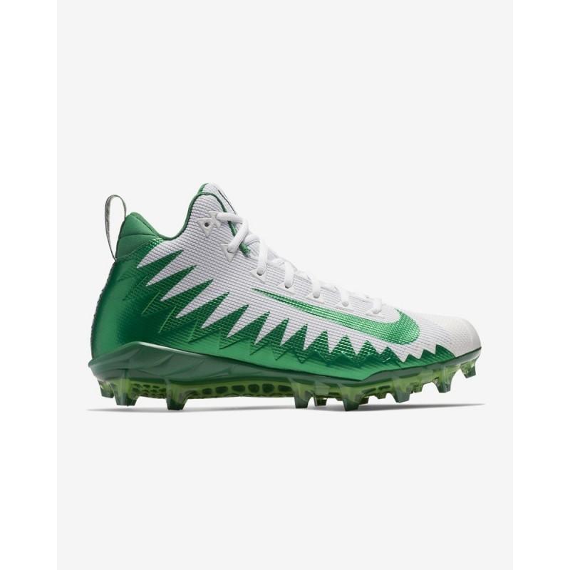 wholesale dealer 03e45 2b937 871451-134 Crampons de Football Americain Nike Alpha Menace Pro Mid Vert