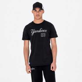 11603992_T-Shirt MLB New-York Yankees New Era Team Apparel Script  Pour Hommes