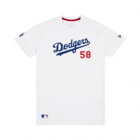 11603993_T-Shirt MLB Los Angeles Dodgers New Era Team Apparel Script  Pour Hommes