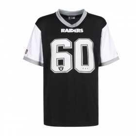 11604058_T-Shirt NFL Oakland Raiders New Era Tri-Colour Pour Hommes