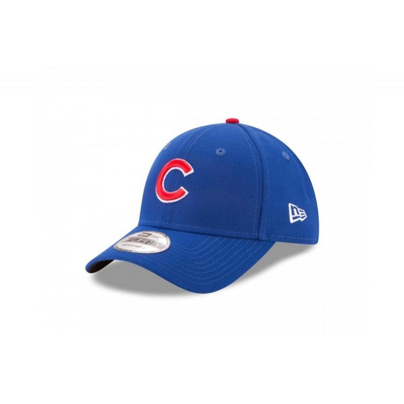 5a43d951c1e05 10982652 Casquette de Baseball MLB Chicago Cubs New Era The League 9Forty  Adjustable Bleu
