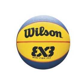 WTB1733XB_Mini Ballon Wilson 3x3 Taille 3 jaune