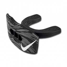 83832-010_Protège dent + protège lèvre Nike Gameday Adulte Noir avec strap