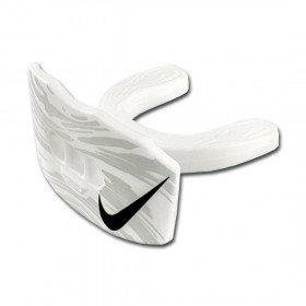 83832-101_Protège dent + protège lèvre Nike Gameday Adulte Blanc