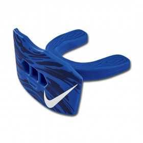 83832-400_Protège dent + protège lèvre Nike Gameday Adulte Bleu