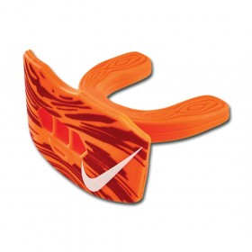 83832-802_Protège dent + protège lèvre Nike Gameday Adulte orange