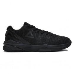 """EW7201A_Chaussure de Basket Peak Delly 1 """"hustle"""" noir pour homme"""