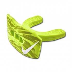 83832-722_Protège dent + protège lèvre Nike Gameday Adulte jaune